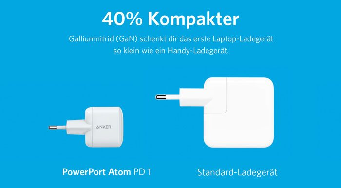 Anker Usb C Netzteil Power Port Atom Pd 1