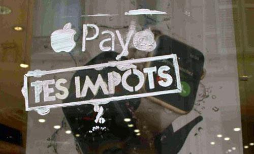 Apple Steuern In Frankreich