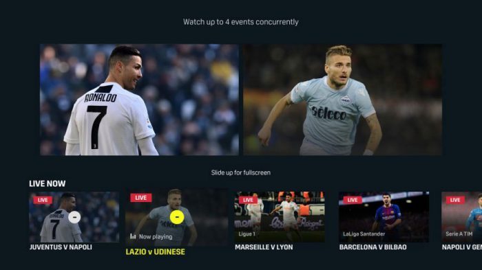 Dazn Multiview Apple Tv