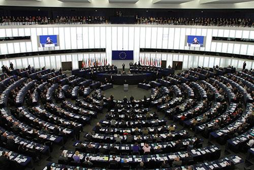 Europaparlament Dp