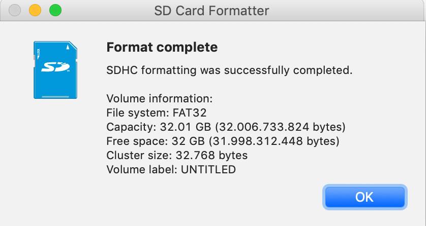 Sd Karte Formatieren Mac.Card Formatter 5 Sd Karten Am Mac Formatieren Ifun De
