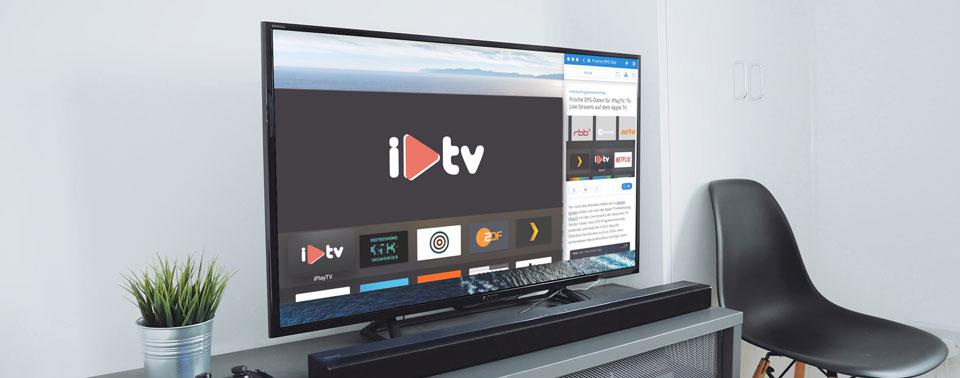 iPlayTV Videoanleitung: Fernsehen auf dem Apple TV › ifun de