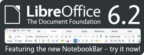 Notebook Bar Libreoffice