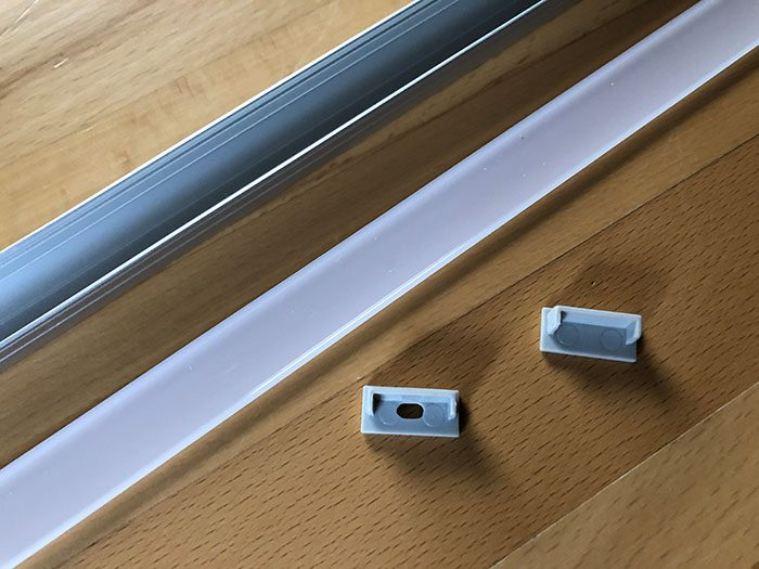 Philips Hue Lightstrip Led Alu Profil Set