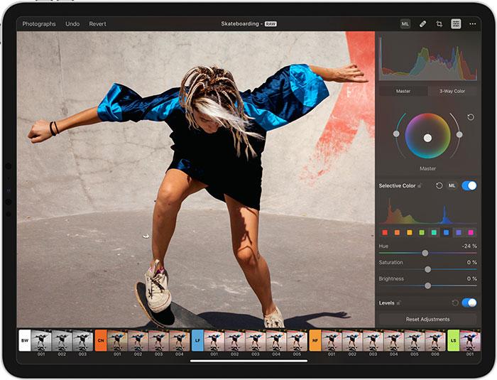 Pixelmator Photo Ipad App