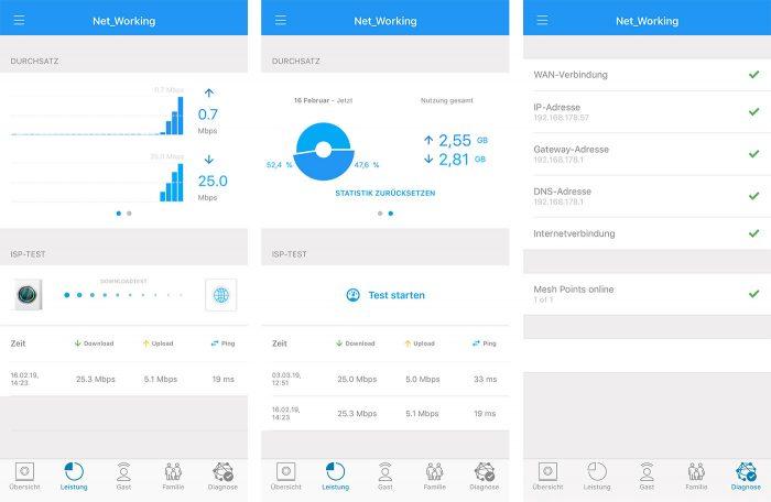 Amplifi Instant App Test