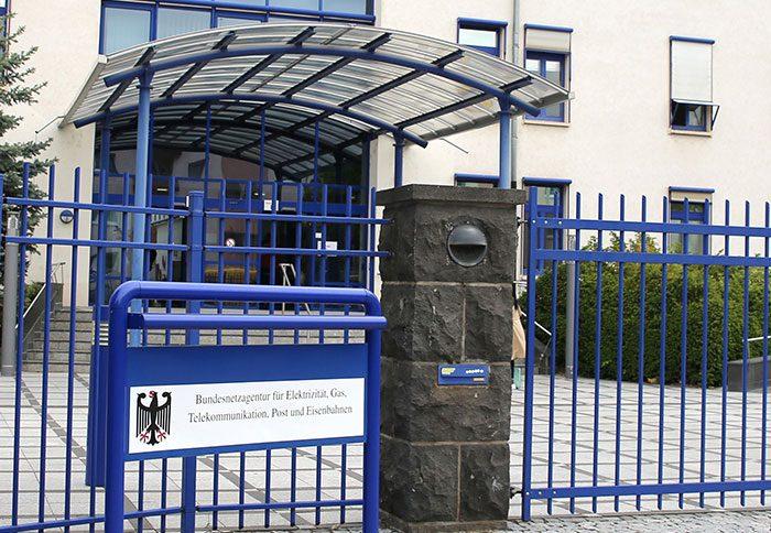 Bundesnetzagentur Zentrale Mainz