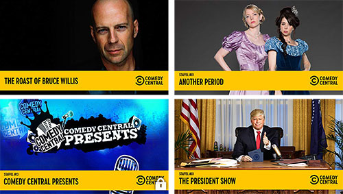 Comedy Central Tv Shows