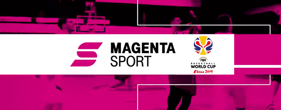 Magentasport Basketball Wm