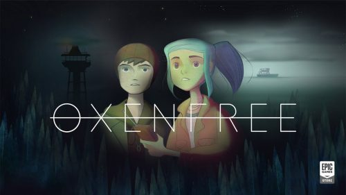 Oxenfree Screen