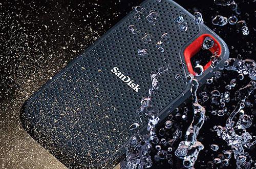 Sandisk Portable Ssd