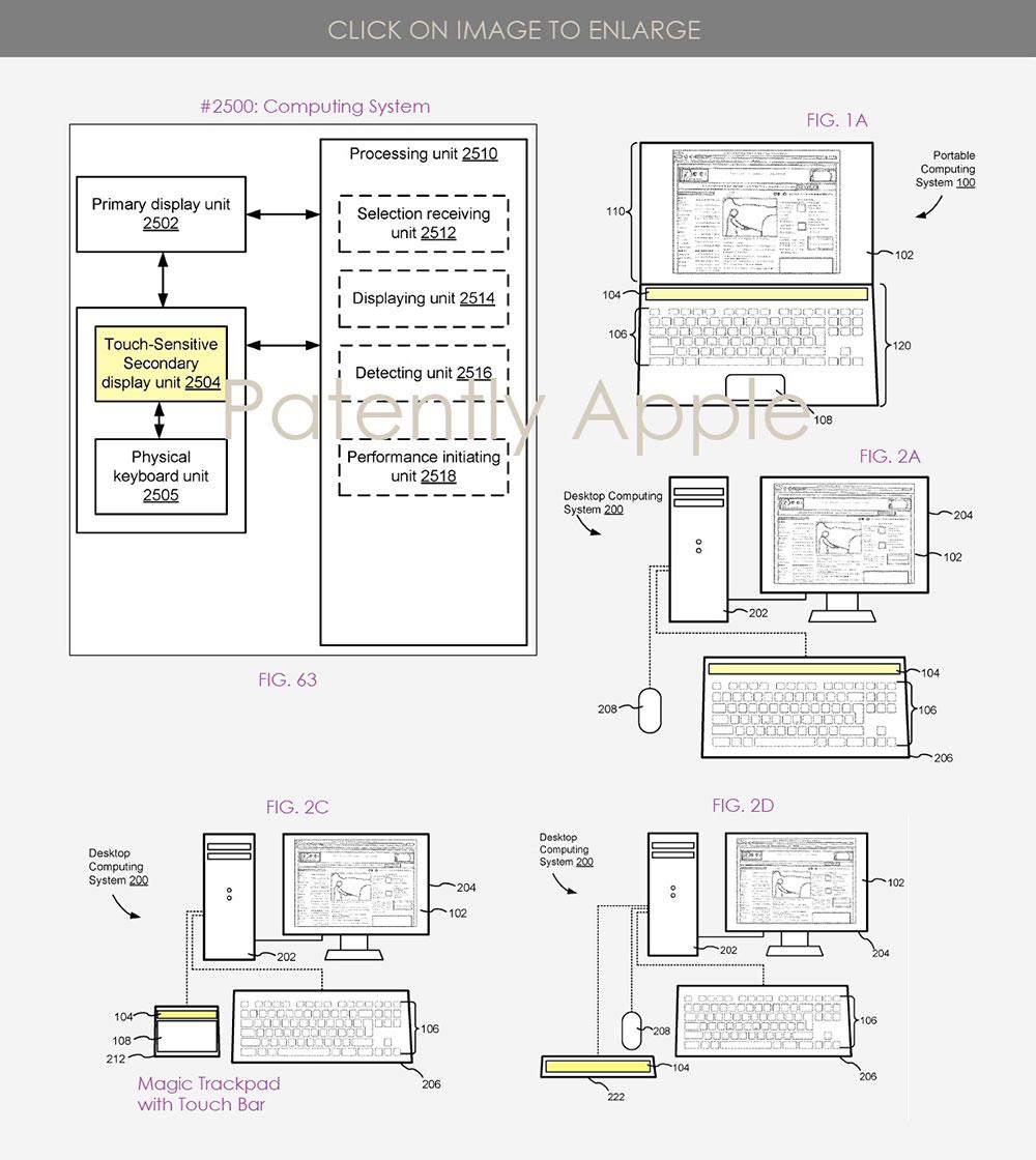 Apple Patentantrag Face Id