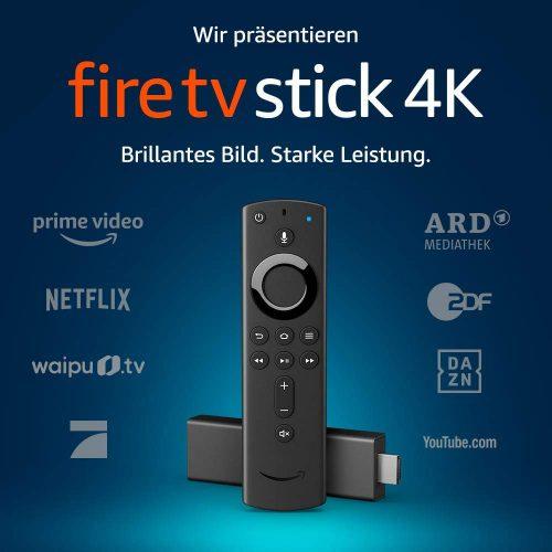 Fire Tv Stick Dienste