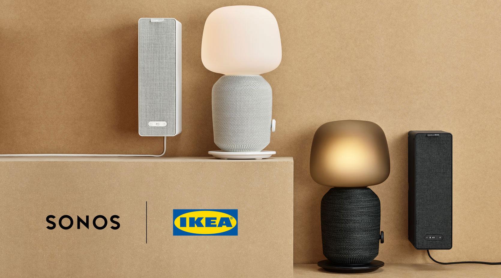 IKEA SYMFONISK: Neue Sonos-Lautsprecher im August ab 18 Euro › ifun.de