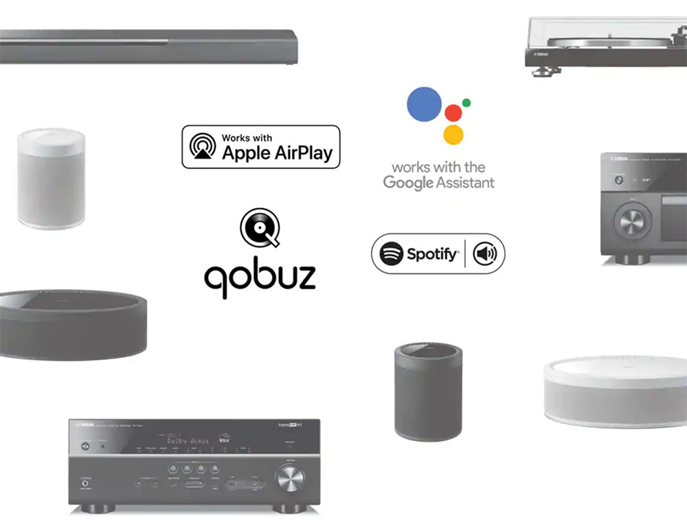 airplay 2 und spotify connect yamaha rollt firmware. Black Bedroom Furniture Sets. Home Design Ideas