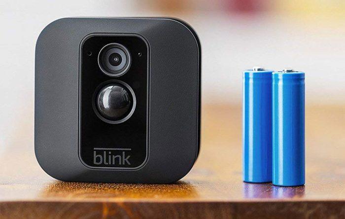 Blink Xt Kamera Mit Batterien