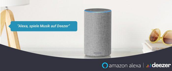 Deezer Free Auf Alexa