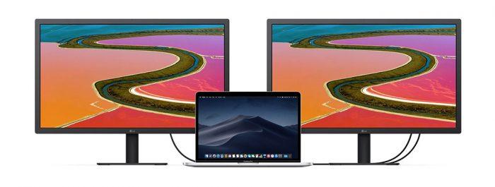 Lg 4k Ultrafine Display 2 Macs
