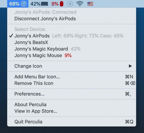 Mac Bluetooth App Perculia