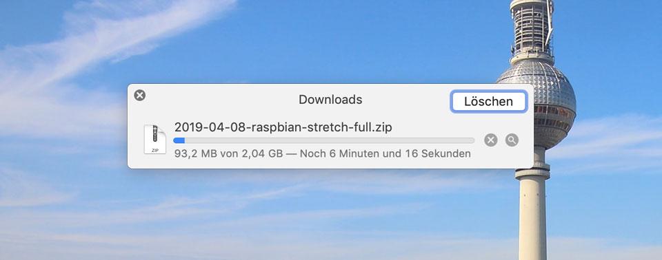 Safari: Download-Anzeige lässt sich abkoppeln
