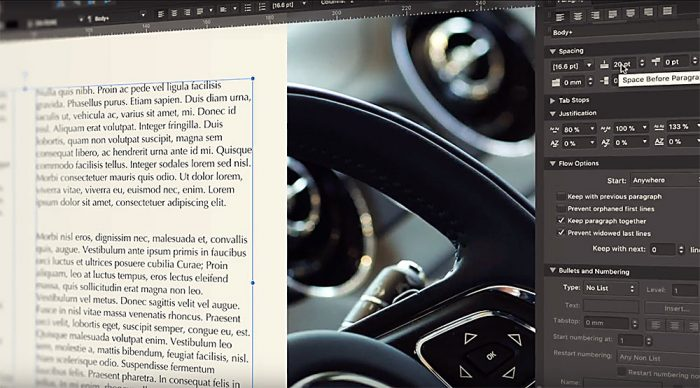 Affinity Publisher Screenshot