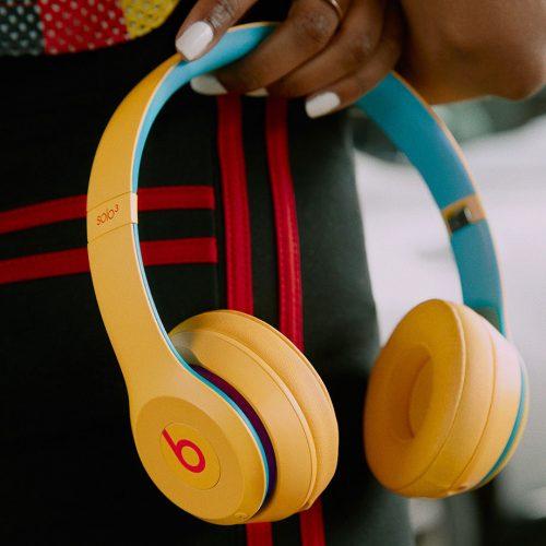 Beats Solo 3 Wireless Clubgelb