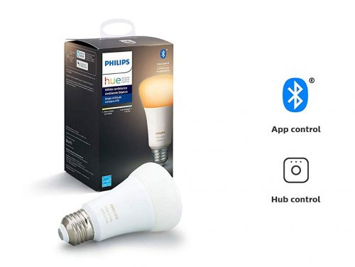Bluetooth Lampe