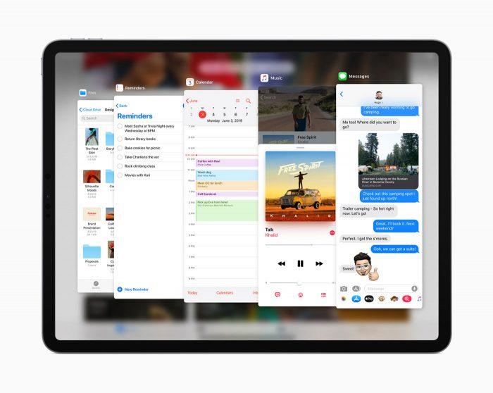 Ipad App Switcher