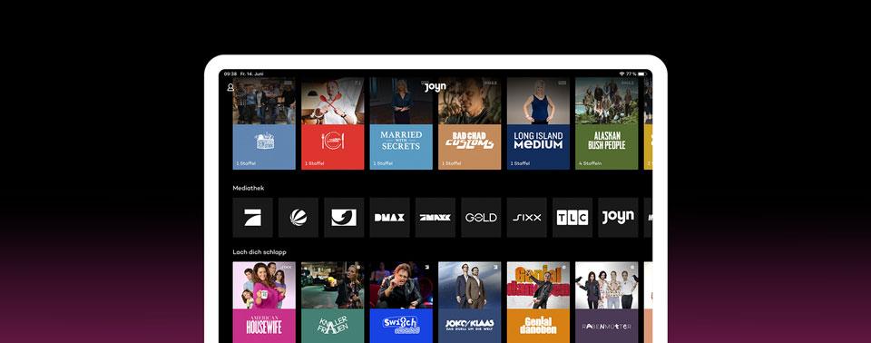 Joyn ersetzt 7TV: Neuer TV-Streaming-Dienst startet