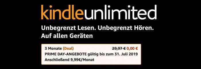 Kindle Unlimited Black