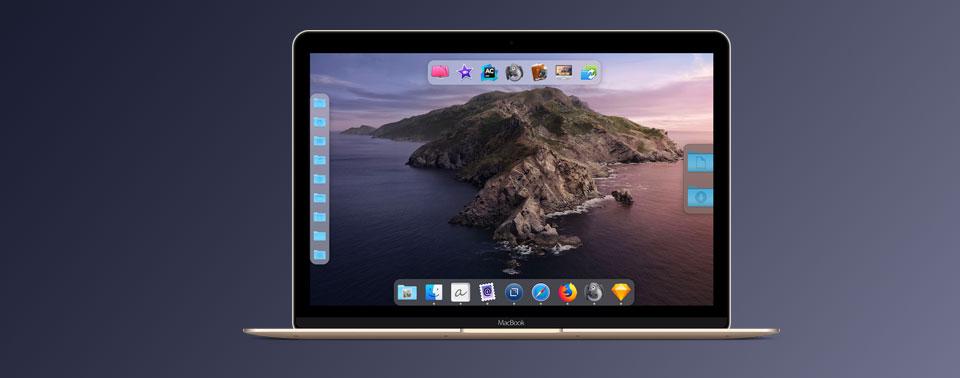 """MultiDock platziert zusätzliche """"Docks"""" auf dem Mac-Bildschirm"""