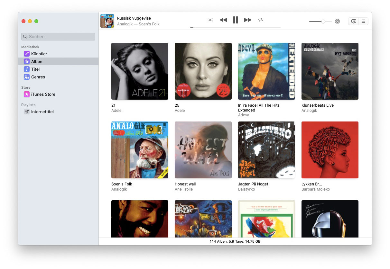 Musik App