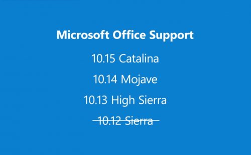 Office Support Catalina