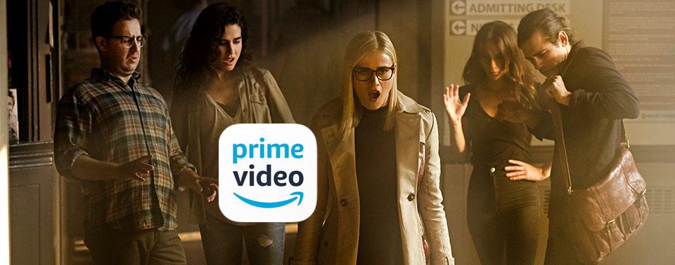Amazon Prime Juli 2021