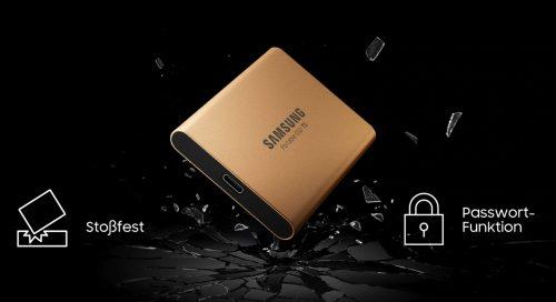 Samsung Platte