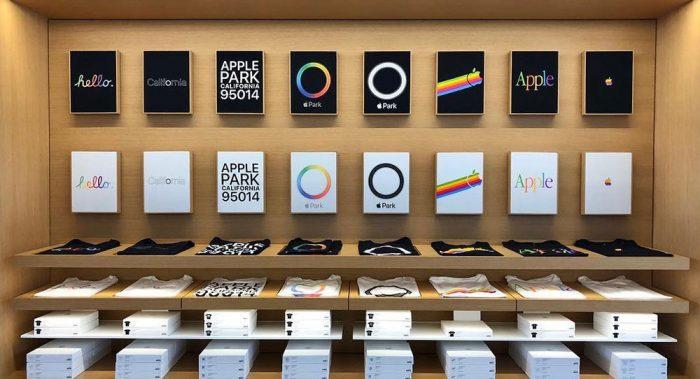 Apple T Shirts Apple Park