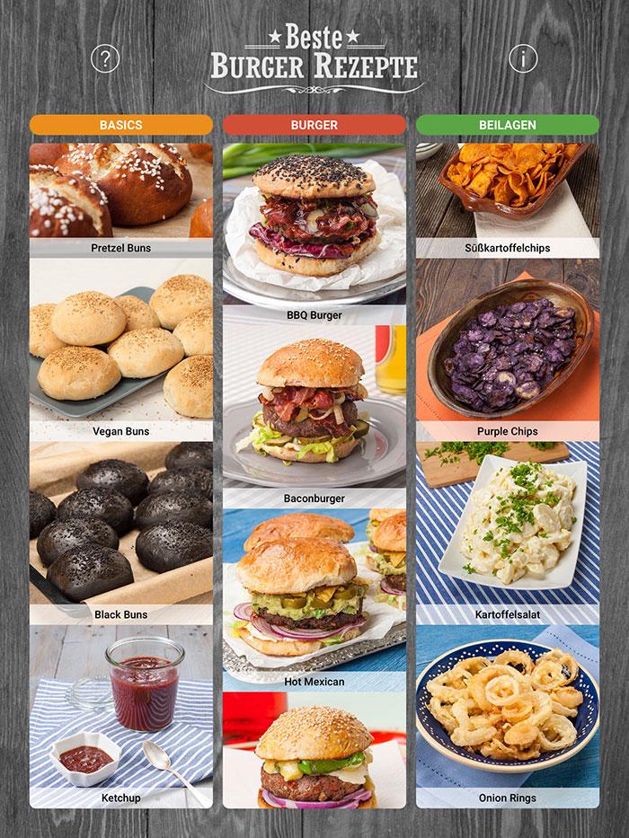 Beste Burger App