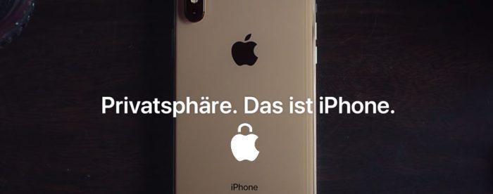 Datenschutz Apple
