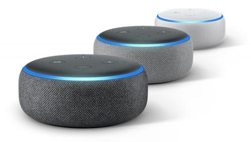 Echo Dot 3 Generation