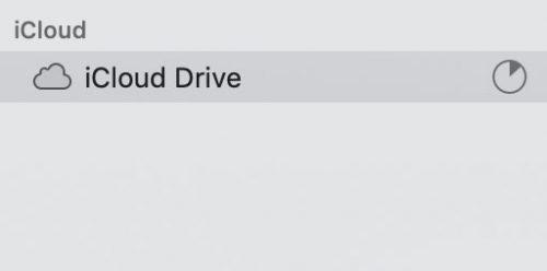 Icloud Drive Sync