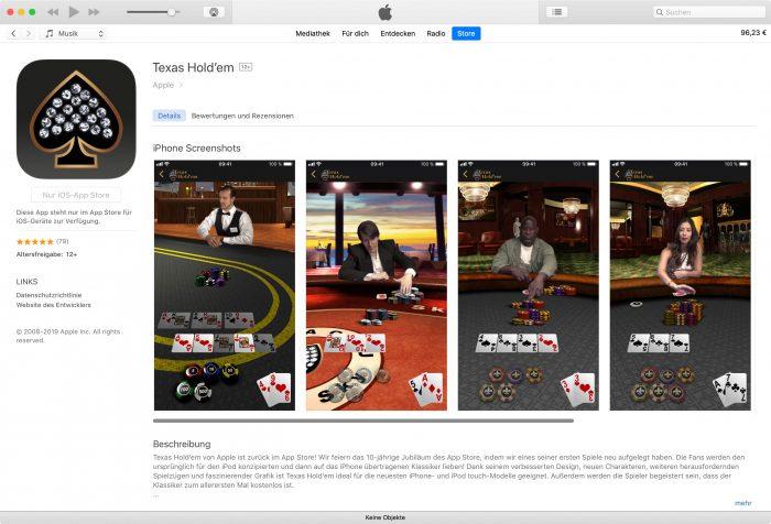 Itunes App Store Aufruf
