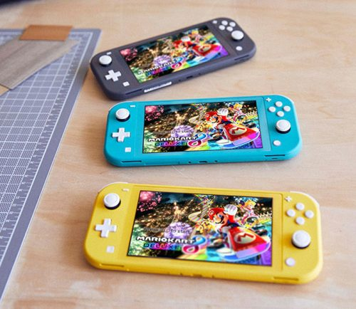 Nintendo Switch Farben