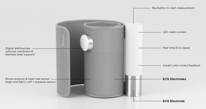 Withings Bpm Core Blutdruck Messgeraet