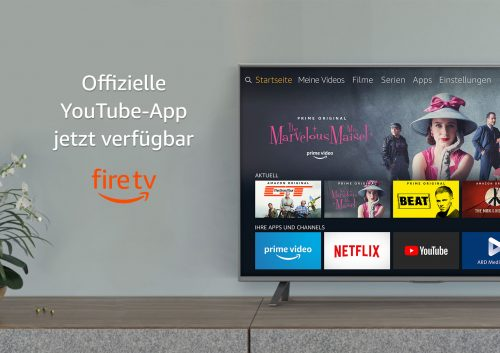 Youtube App Amazon Fire Tv