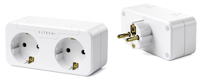 SATECHI Homekit Plug EU Detail