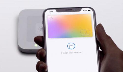 Apple Card Kontaktlos Bezahlen