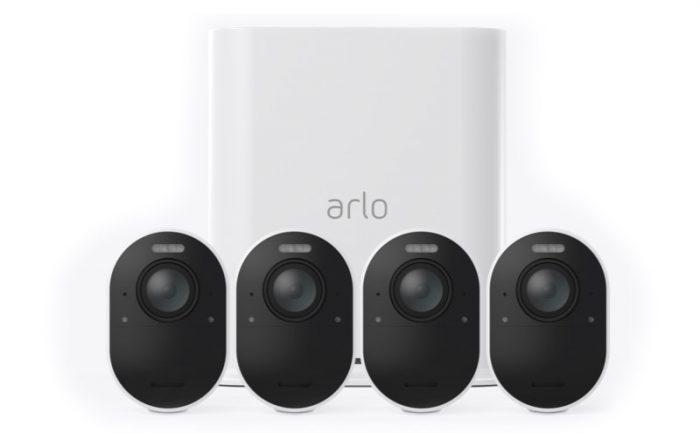 Arlo Ultra Kameras Bekommen Homekit