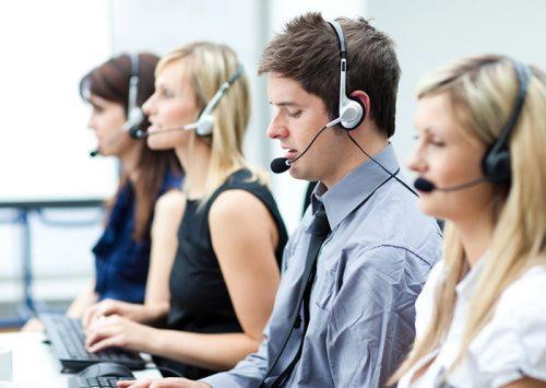 Call Center Dp