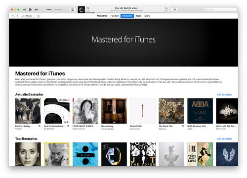 Mastered For Itunes Apple Digital Masters