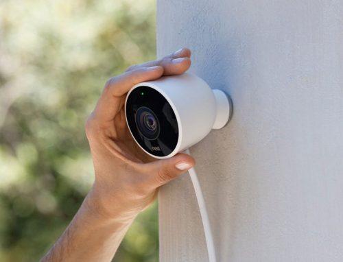 Nest Camera Wand